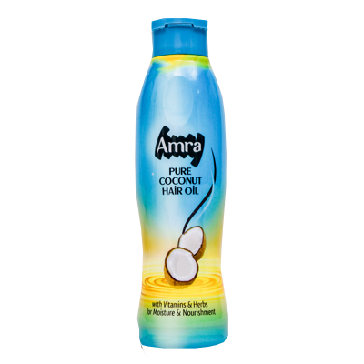 Amra Pure Coconut Hair Oil